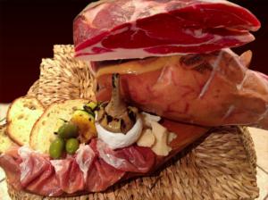 Prosciutto di Parma artigianale stagionato cantina 24 mesi
