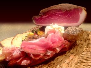 Speck alto con fesa Friuli