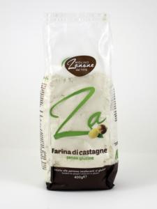 Molino Zanone - Farina di castagne