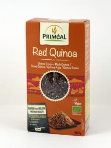 Primeal - Red quinoa