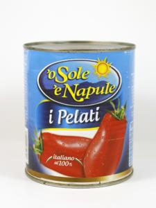 Pomodori pelati - 'O Sole 'e Napule
